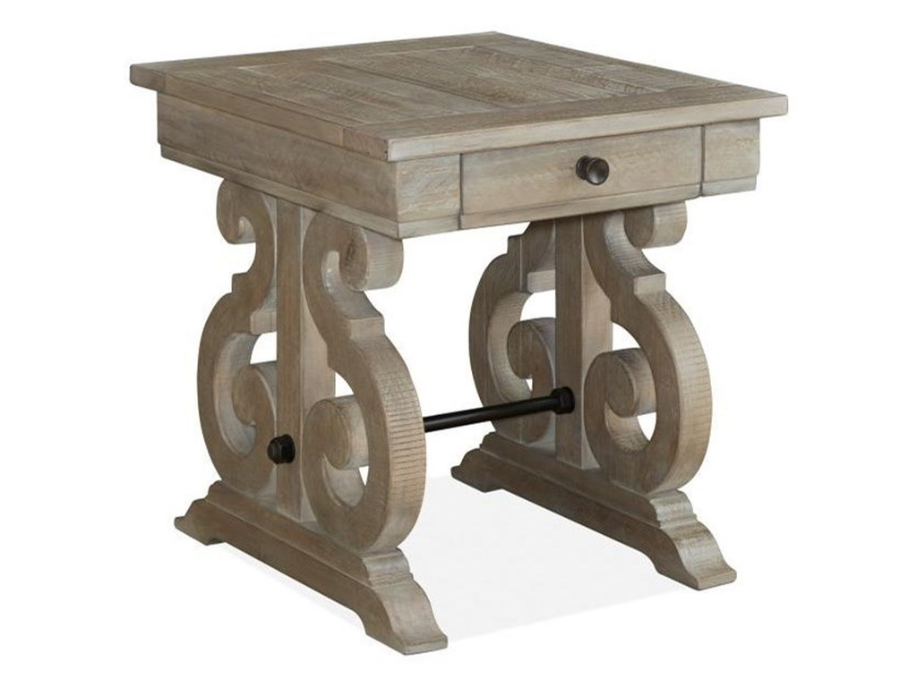 Magnussen Home Tinley ParkRectangular End Table