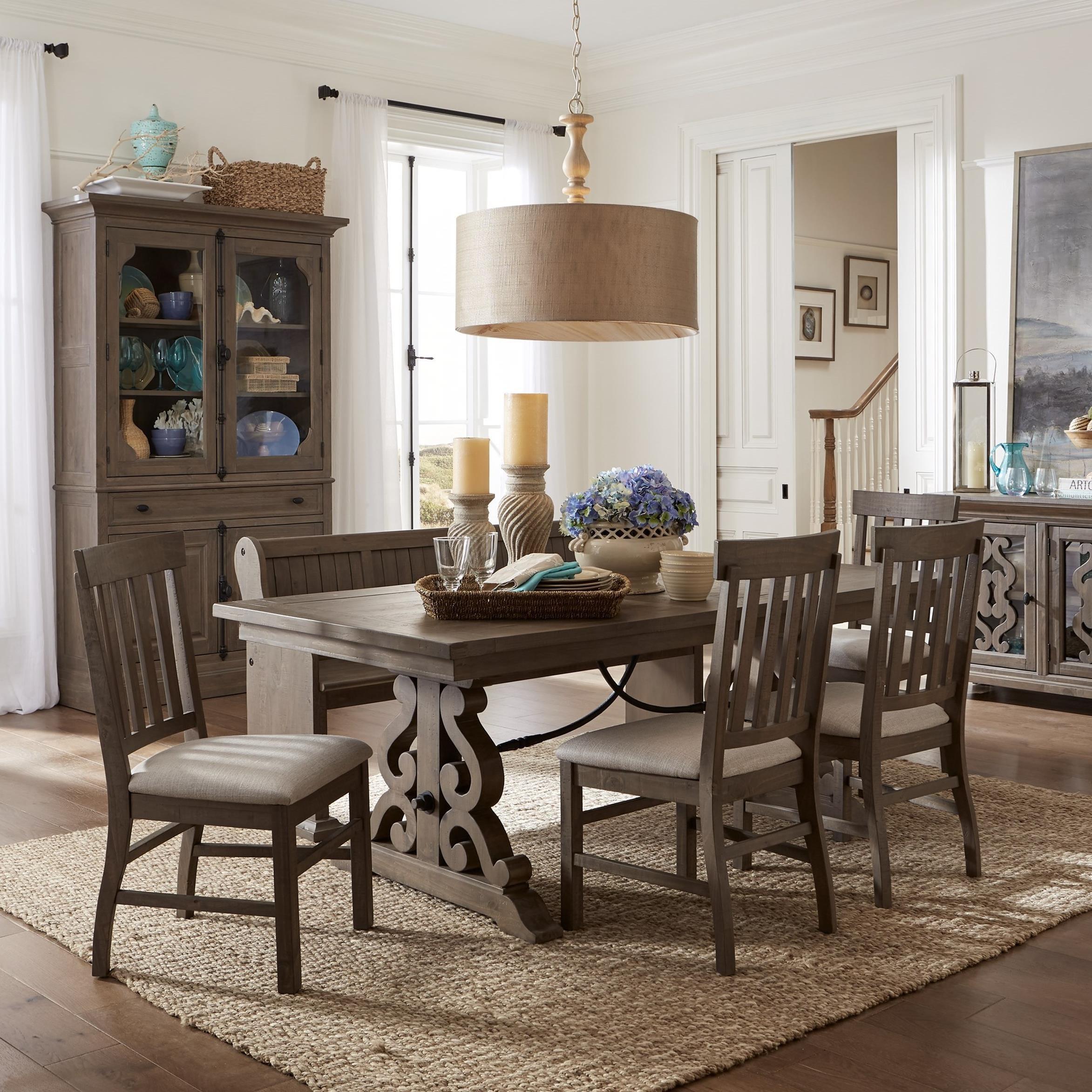 ... Magnussen Home Trinity MHRectangular Dining Table