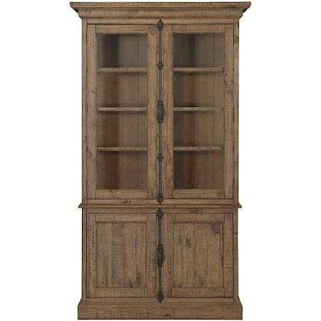 Glass Door China Cabinet