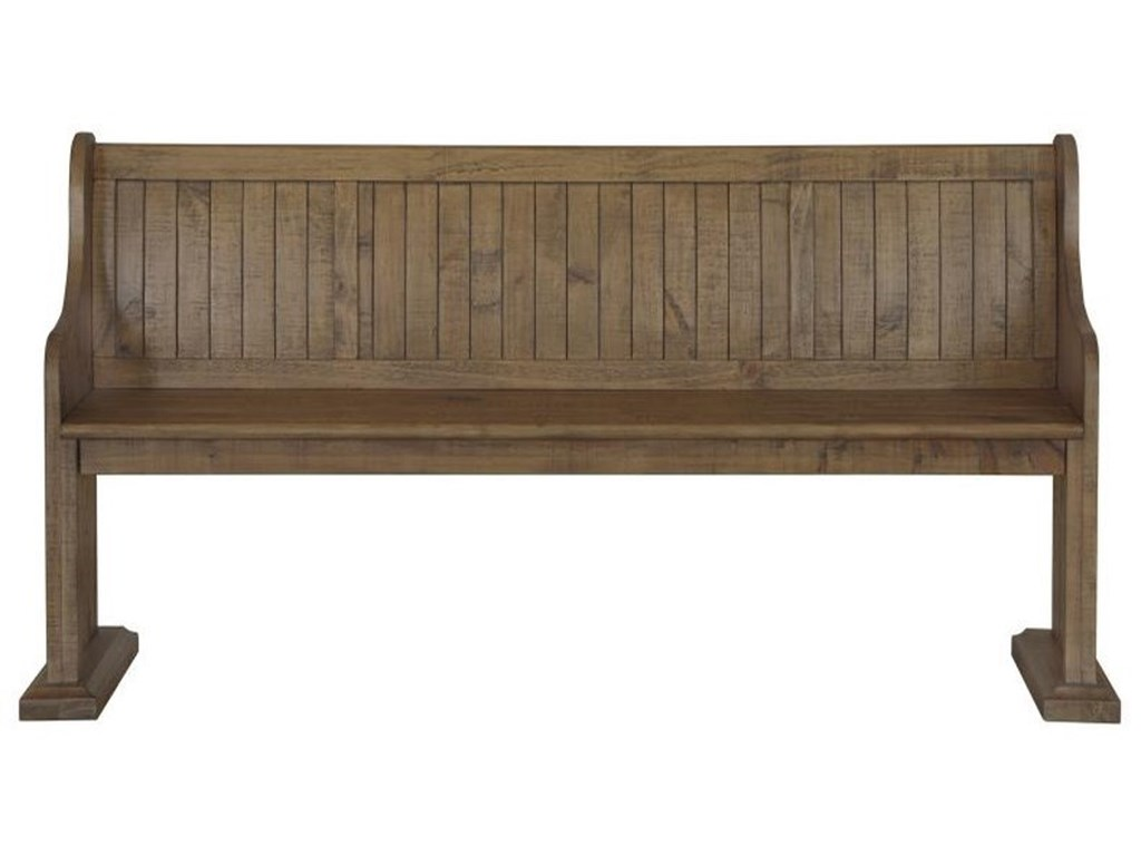 Magnussen Home WilloughbyDining Bench