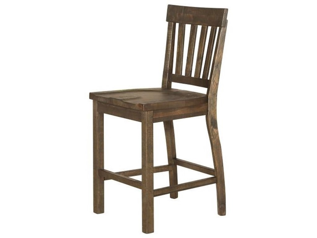 Magnussen Home WilloughbyCounter Height Stool