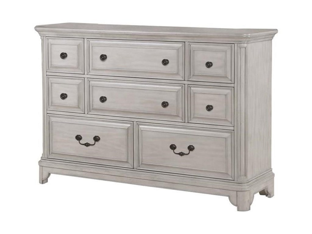 Magnussen Home Windsor LaneDrawer Dresser