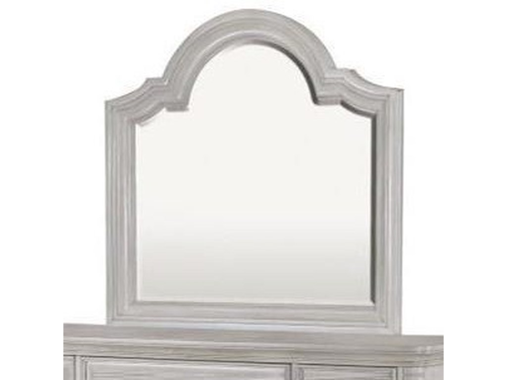 Magnussen Home Windsor LaneLandscape Mirror
