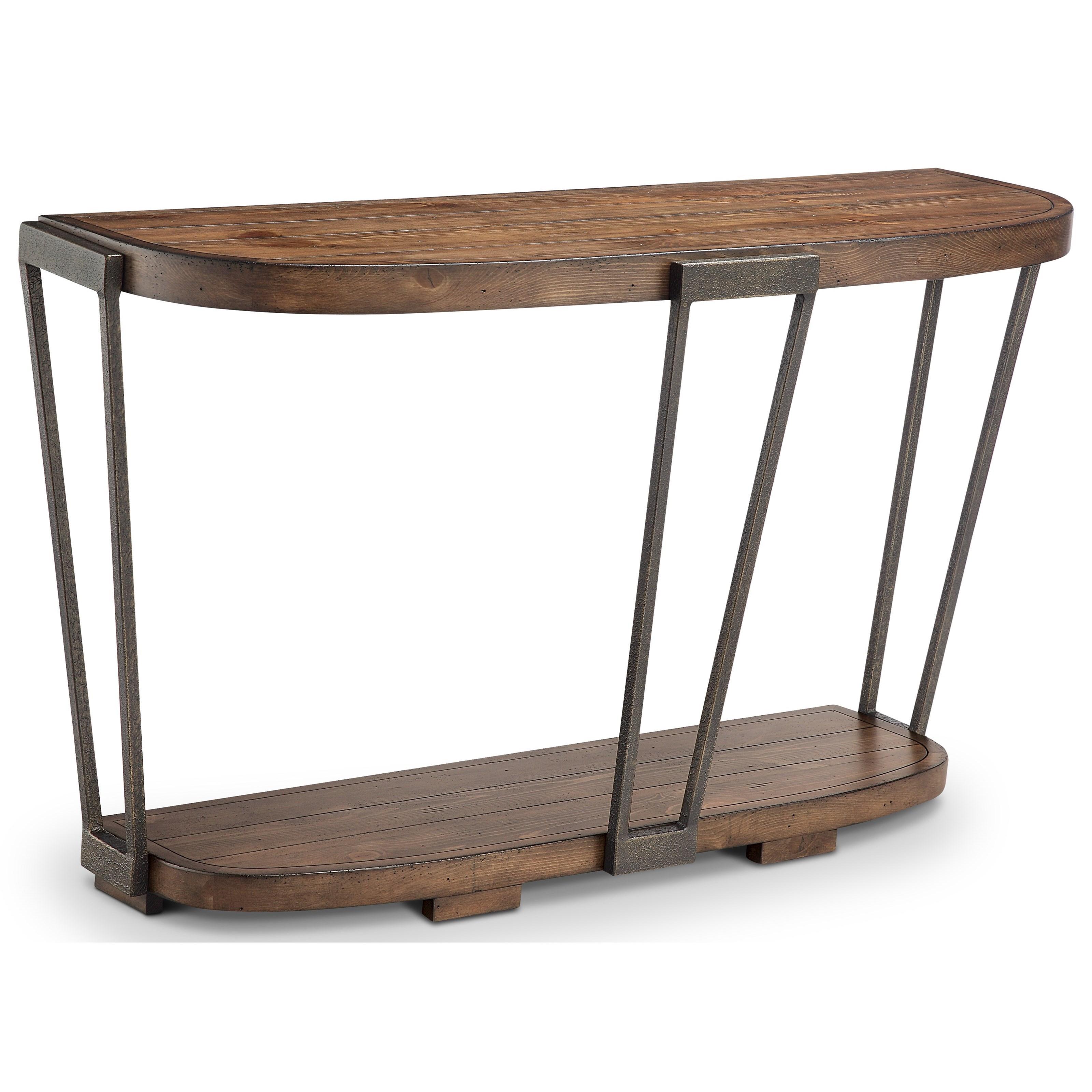 Magnussen Home YukonDemilune Sofa Table