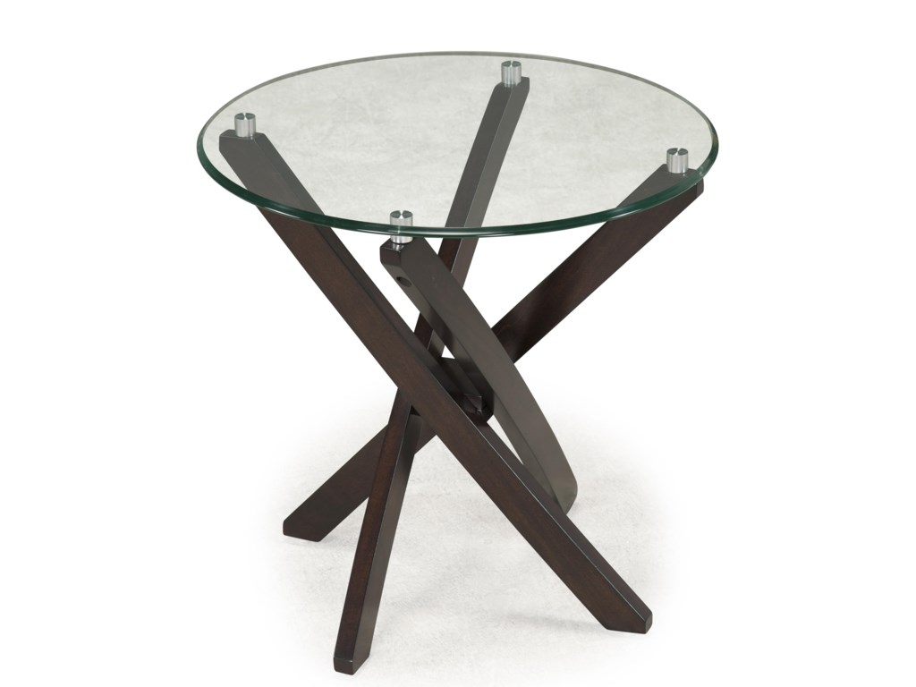 Magnussen Home XeniaRound End Table