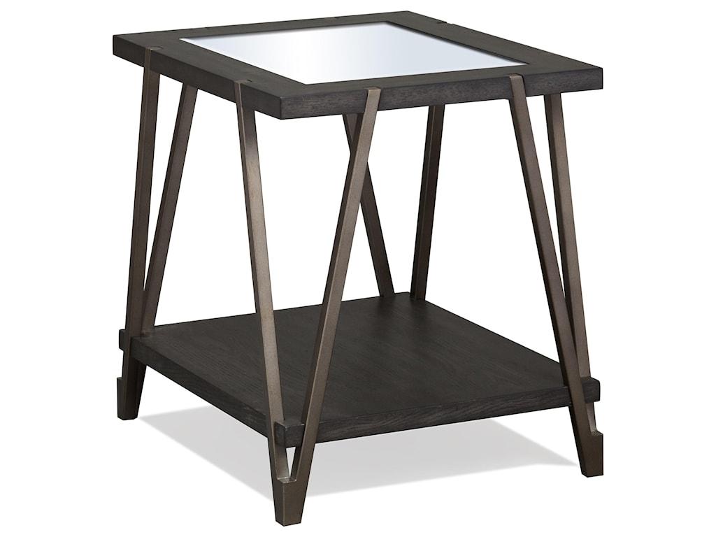 Magnussen Home ZionRectangular End Table