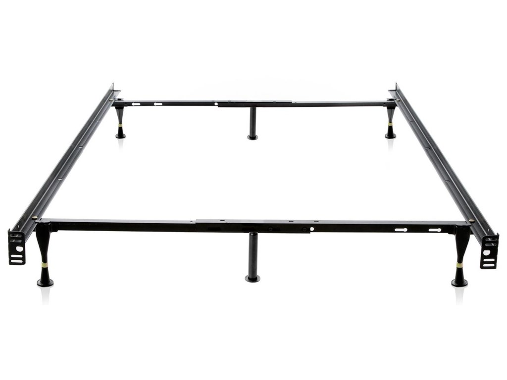 quality design 289b4 ba91a Twin/Full Bed Frame by Malouf at Rooms and Rest