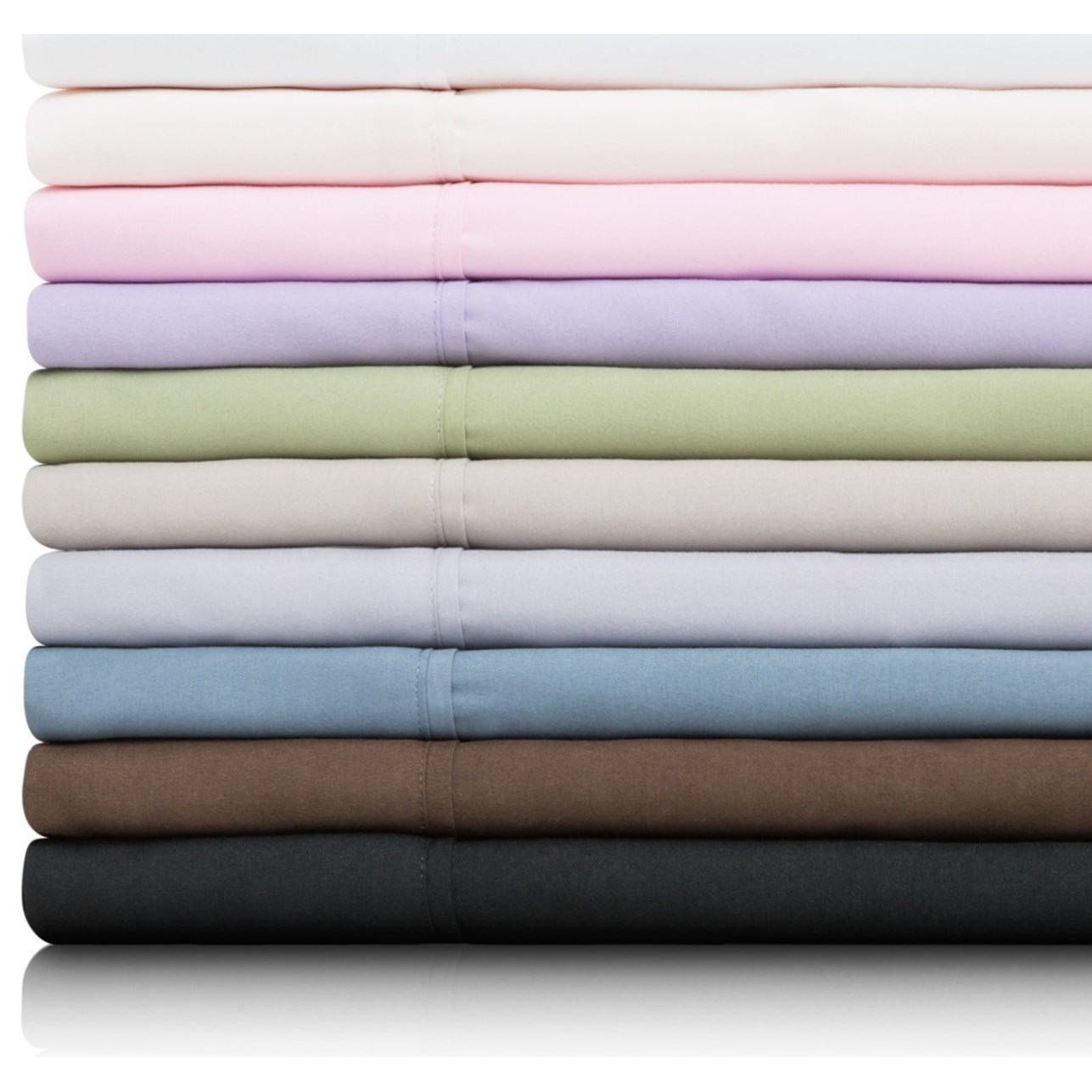 Queen Woven™ Brushed Microfiber Olympic Sheet Set