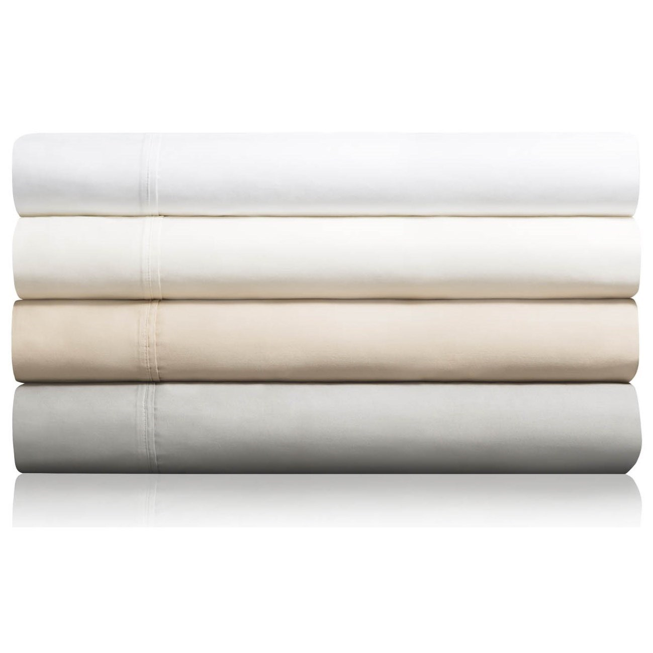 Full 600 TC Cotton Blend Sheet Set