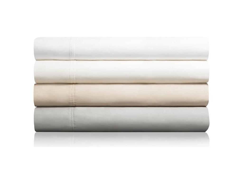 Malouf Cotton BlendTwin XL 600 TC Cotton Blend Sheet Set