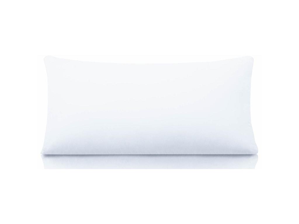 Malouf Cotton Encased DownTravel Cotton Encased Down Blend Pillow