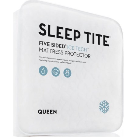 Queen Five 5ided IceTech Mattress Protector