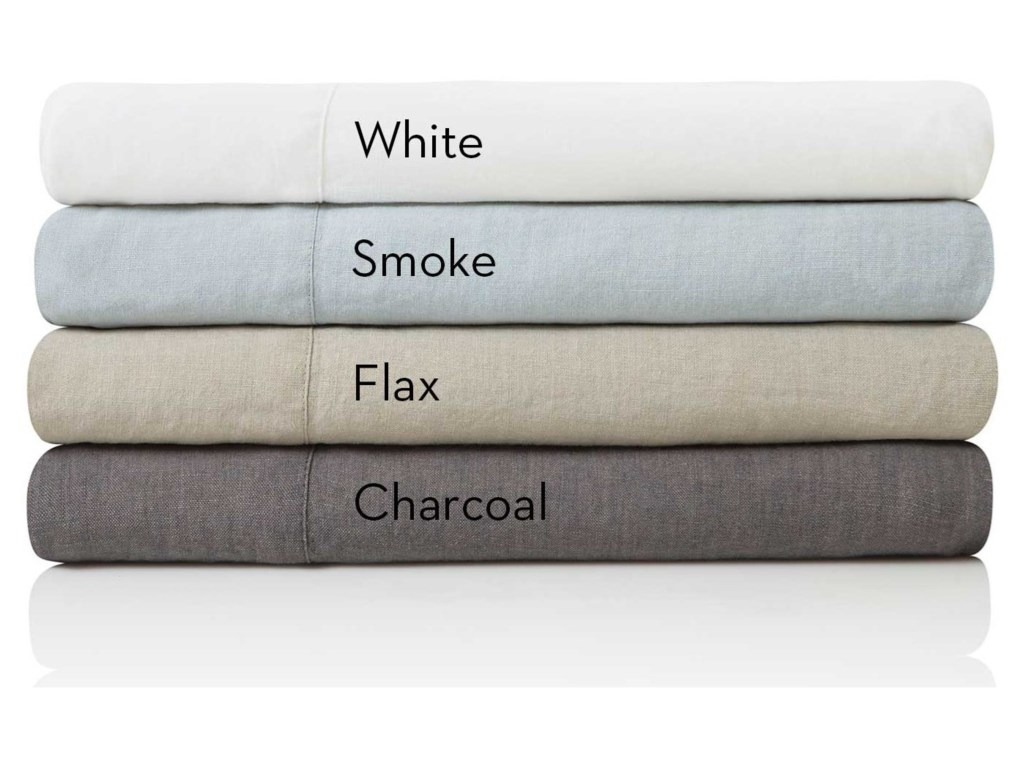 Malouf French LinenQueen Sheet Set