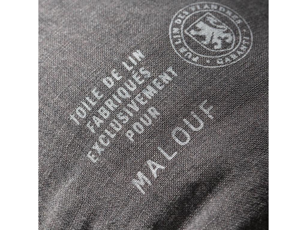 Malouf French LinenSplit King Sheet Set