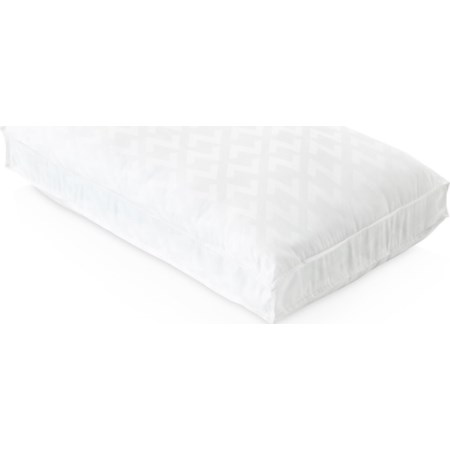 Queen Gel Convolution™ Low Loft Pillow