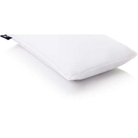 Queen Gelled Microfiber Pillow