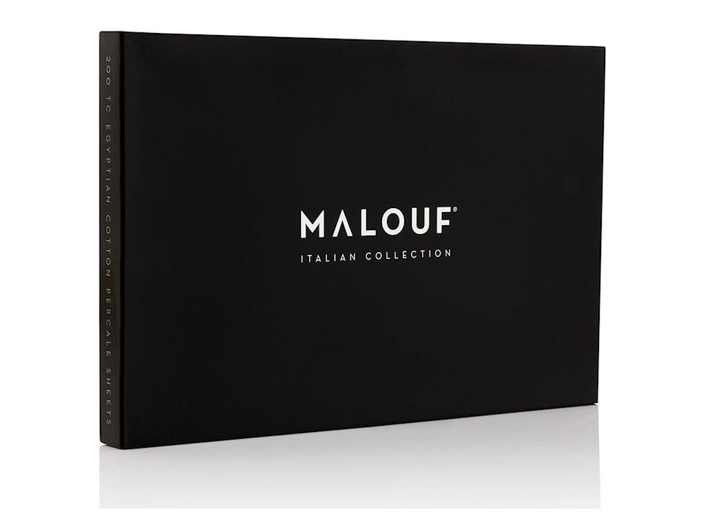 Malouf Italian CollectionFull 200 TC Italian Collection Sheet Set