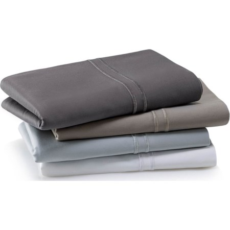 Charcoal Queen Supima Cotton Sheet Set