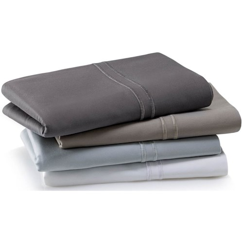 Malouf Supima Cotton Supima Cotton Sheets Split King