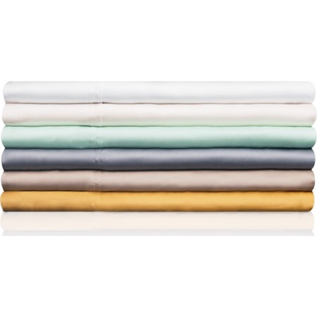 Ecru Queen Woven™ TENCEL® Sheet Set
