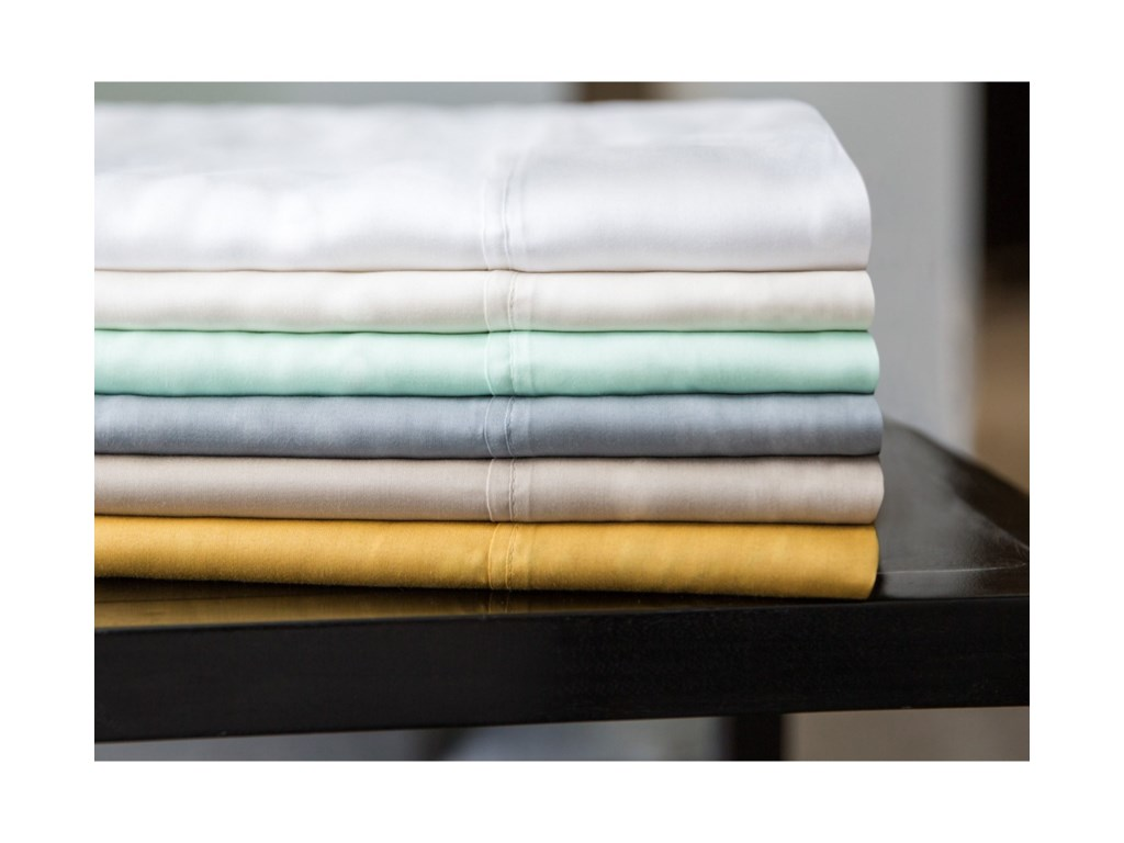 Malouf Tencel HarvestQueen Pillowcases