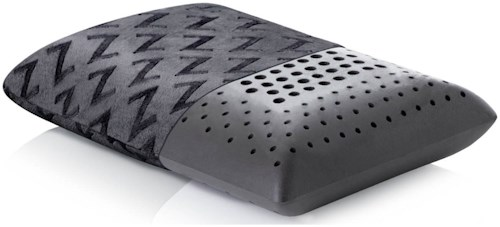 Malouf Zoned Dough and Bamboo Travel Zoned Dough + Bamboo Charcoal Pillow