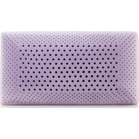 Queen Zoned Dough Lavender Pillow