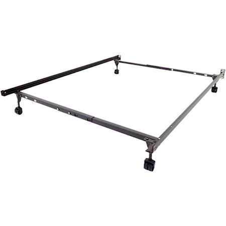 Adjustable I-114XLW Insta-Lock Bed Frame