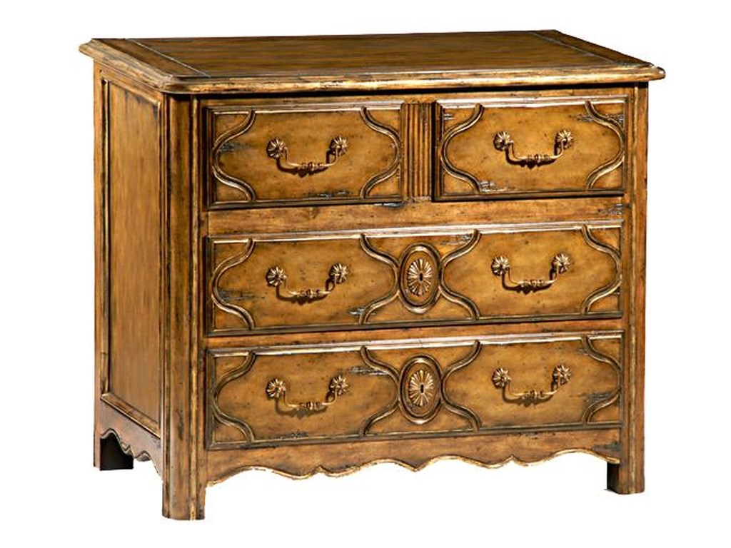 Marge Carson Les MarchesNightstand