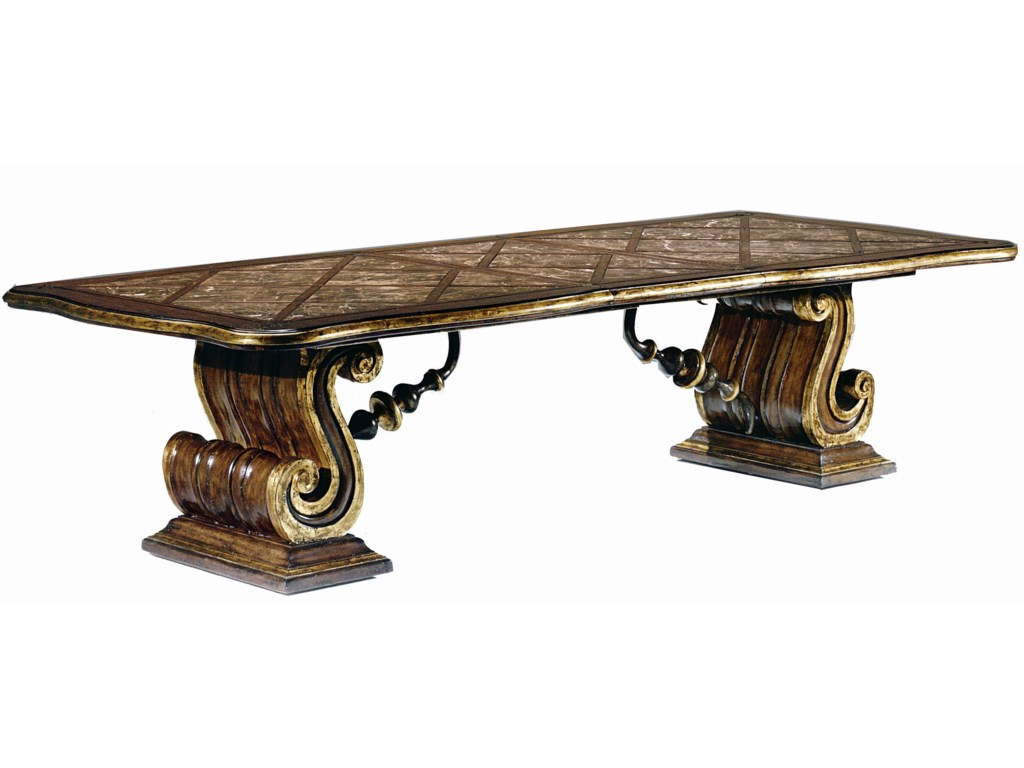 Marge Carson Les MarchesDining Table