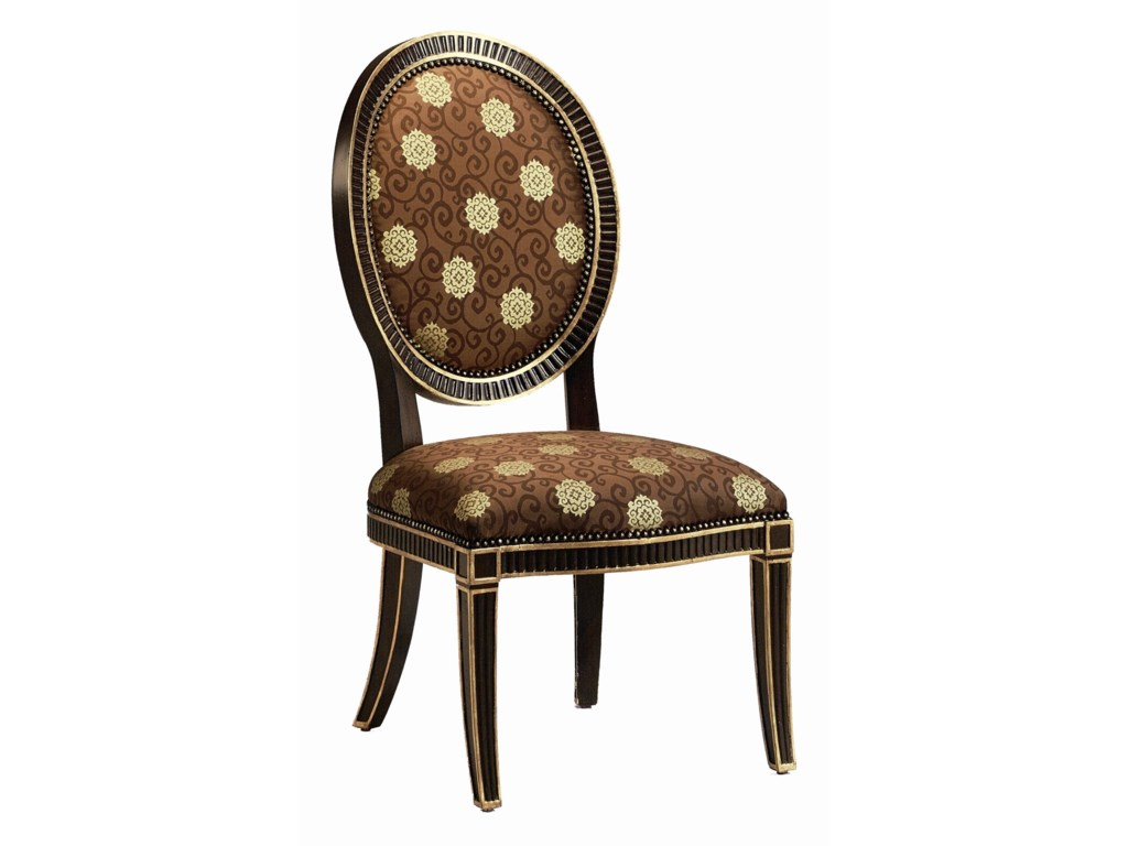 Marge Carson Rue Royale9 Piece Table & Chair Set