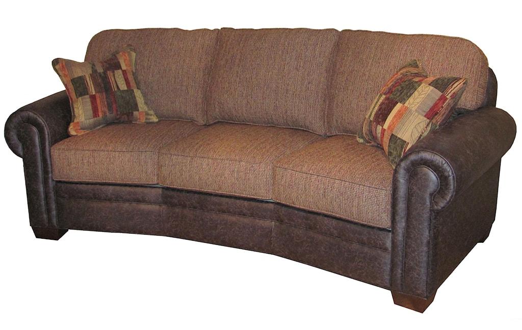 Marshfield Baldwin Casual Conversation Sofa Conlin s Furniture
