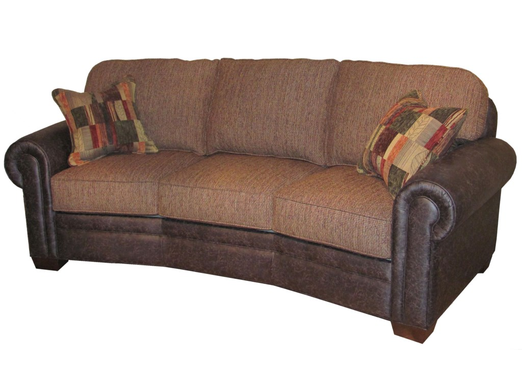 Furniture stores in aberdeen sd - Marshfield Baldwin Casual Conversation Sofa Conlin S Furniture Conversation Sofa