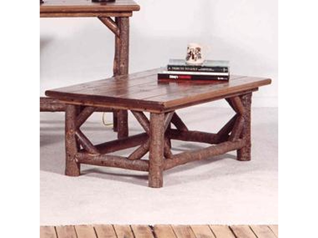 Marshfield Bayfield TablesRectangle Coffee Table