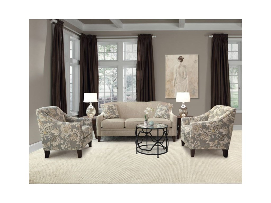Marshfield BexStationary Living Room Group