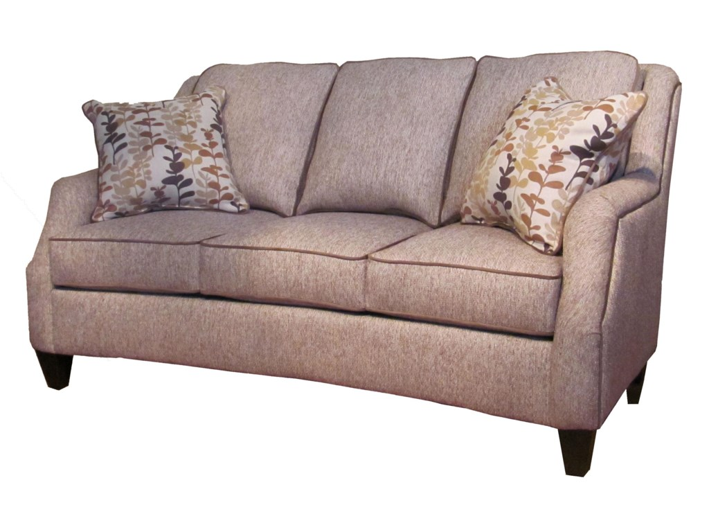 Marshfield Russell Casual Modern Apartment Sofa Conlin S Furniture