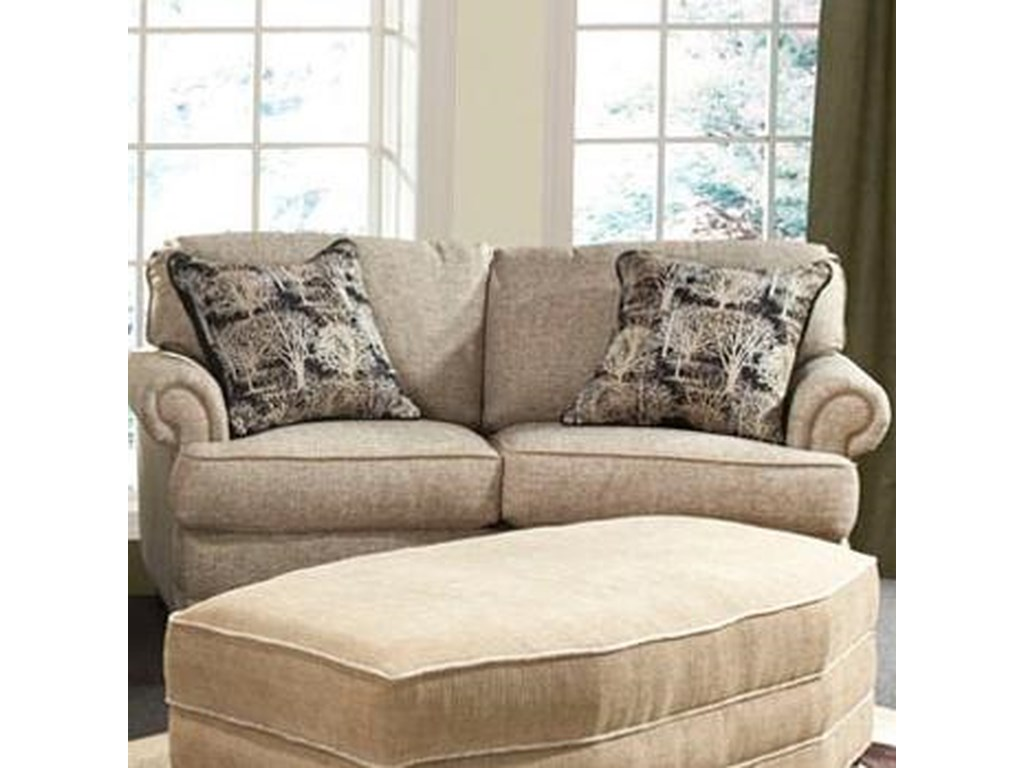 Marshfield Simply Yours B Customizable B Loveseat Saugerties