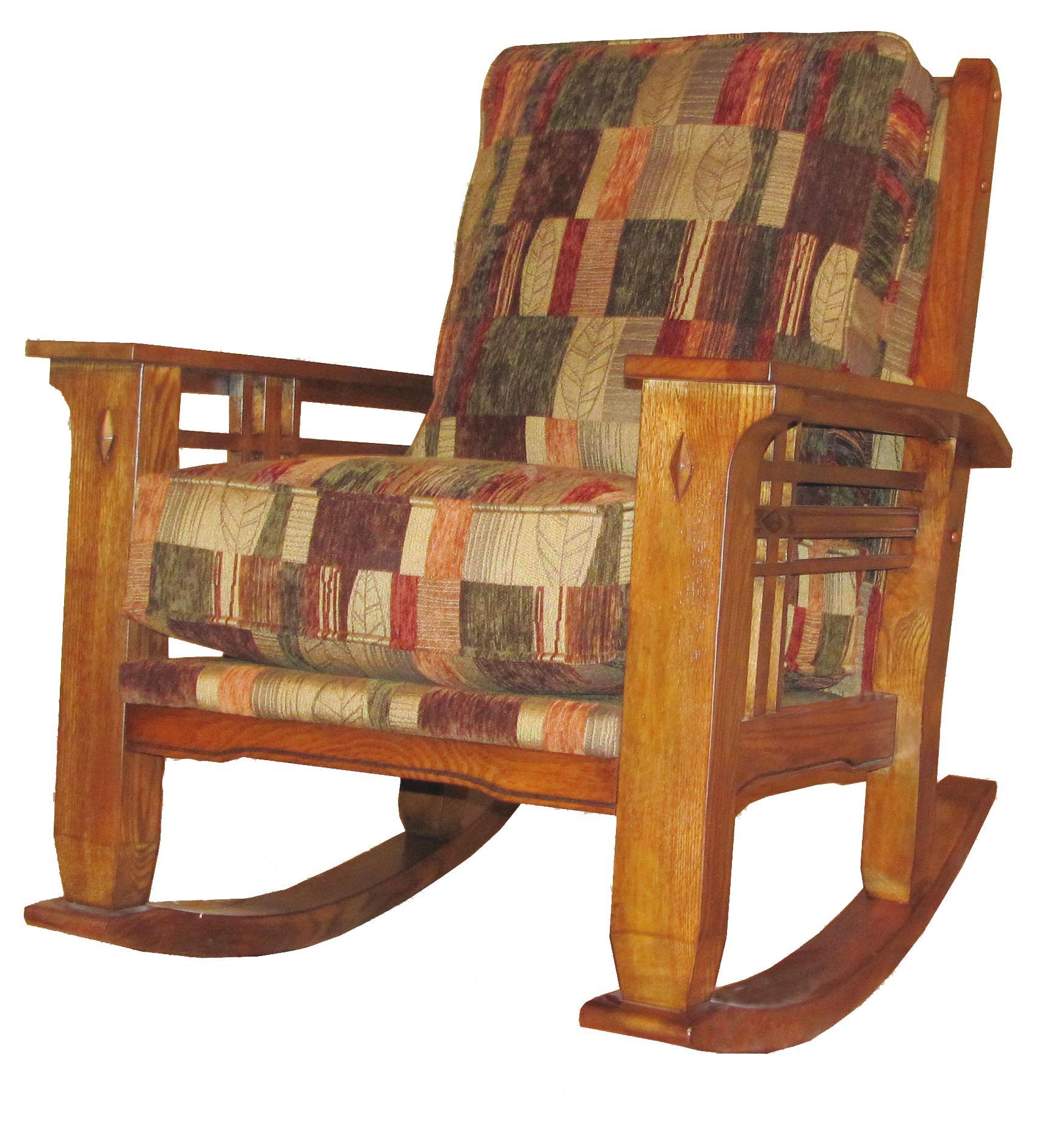 Marshfield TalisanRocker Chair ...
