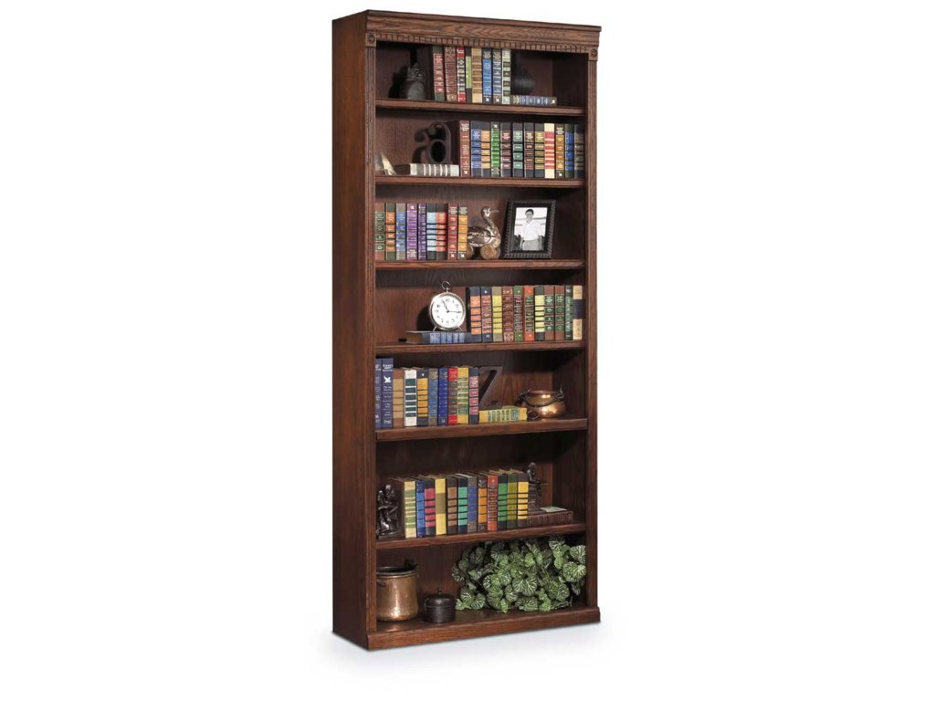 kathy ireland Home by Martin Huntington Oxford7 Shelf Bookcase