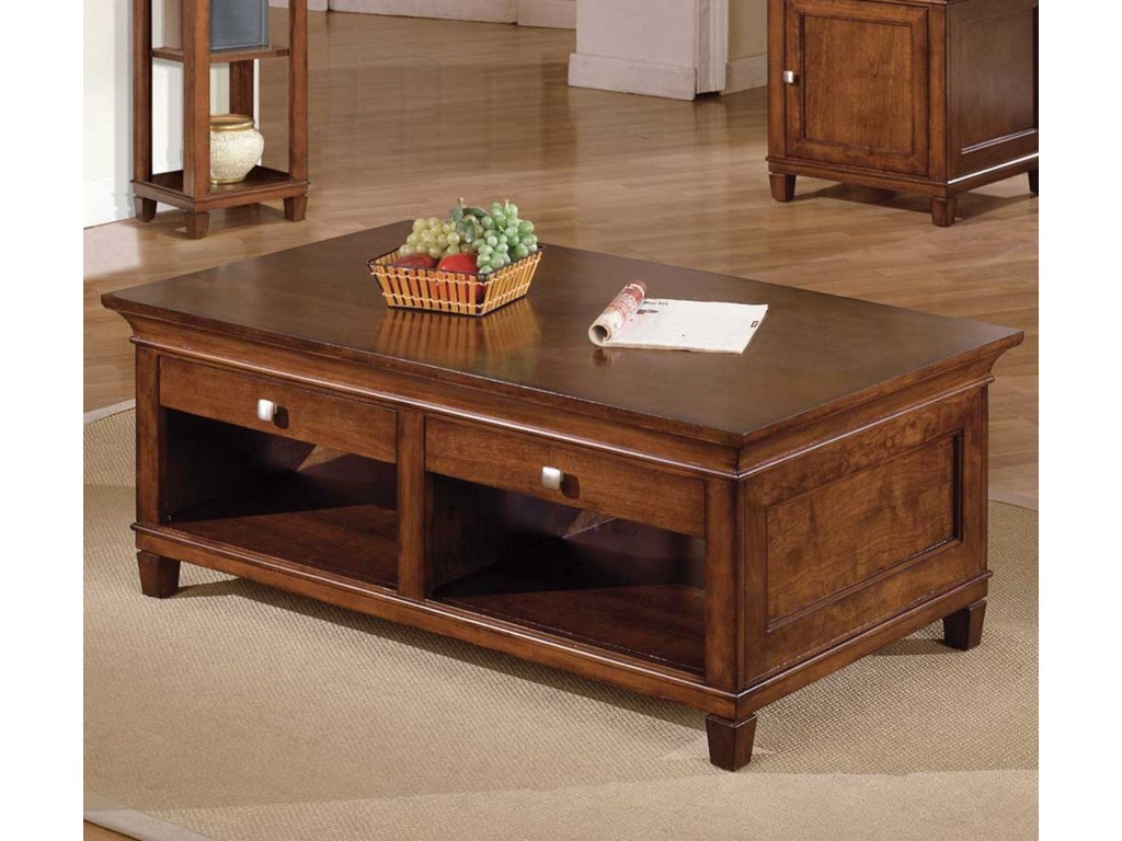 kathy ireland Home by Martin BradleyCoffee Table