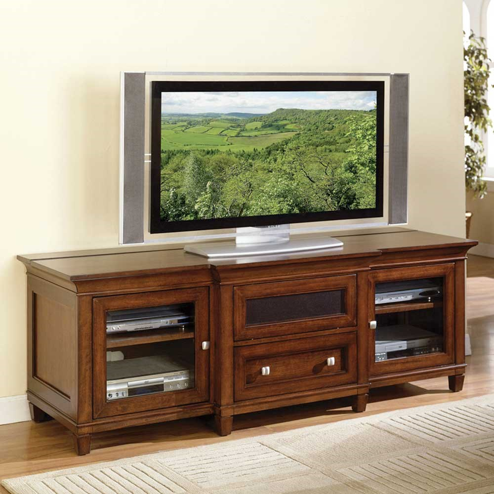 Kathy Ireland Home By Martin Bradley TV Console For Flat Panel Televisions