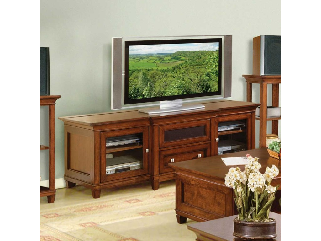kathy ireland Home by Martin BradleyTV Console For Flat Panel TV's