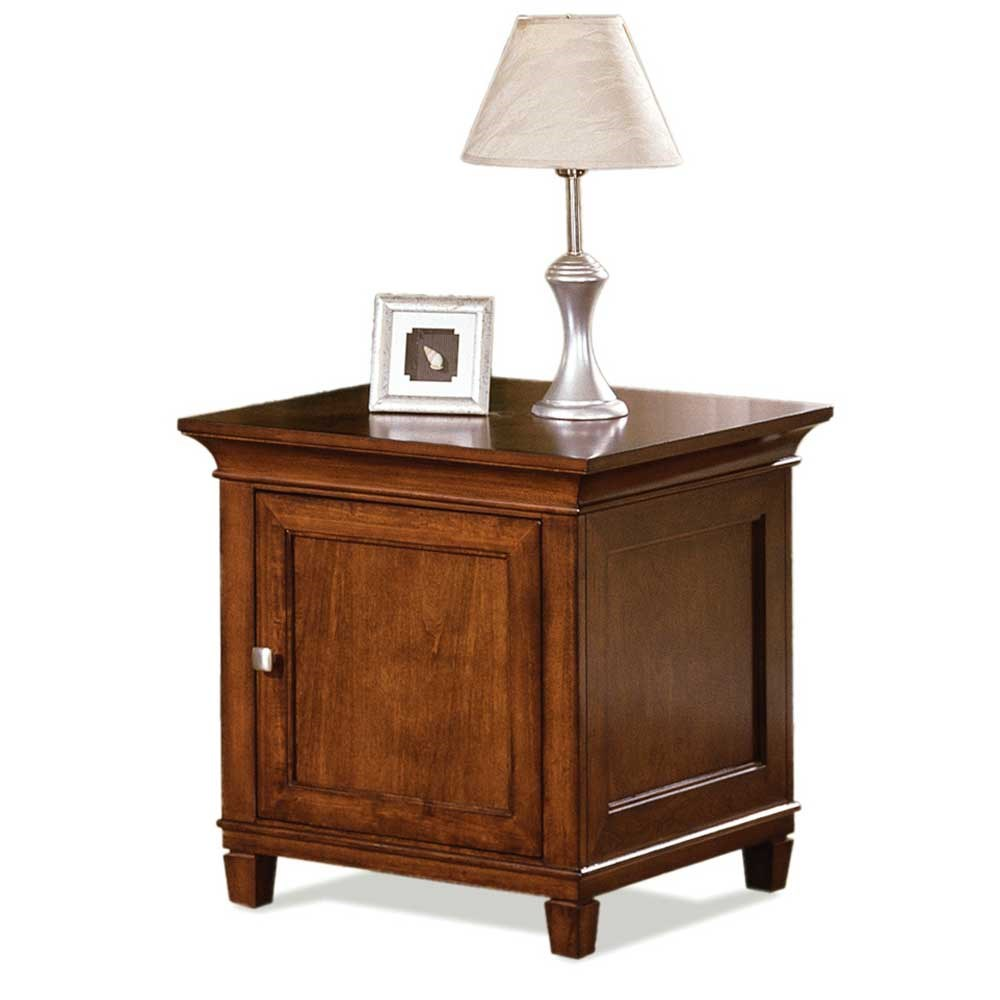 Kathy Ireland Home By Martin Bradley End Table Living Room Cabinet
