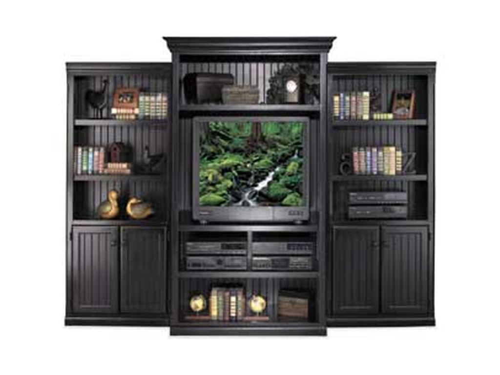 kathy ireland Home by Martin SouthamptonDeluxe Bookcase