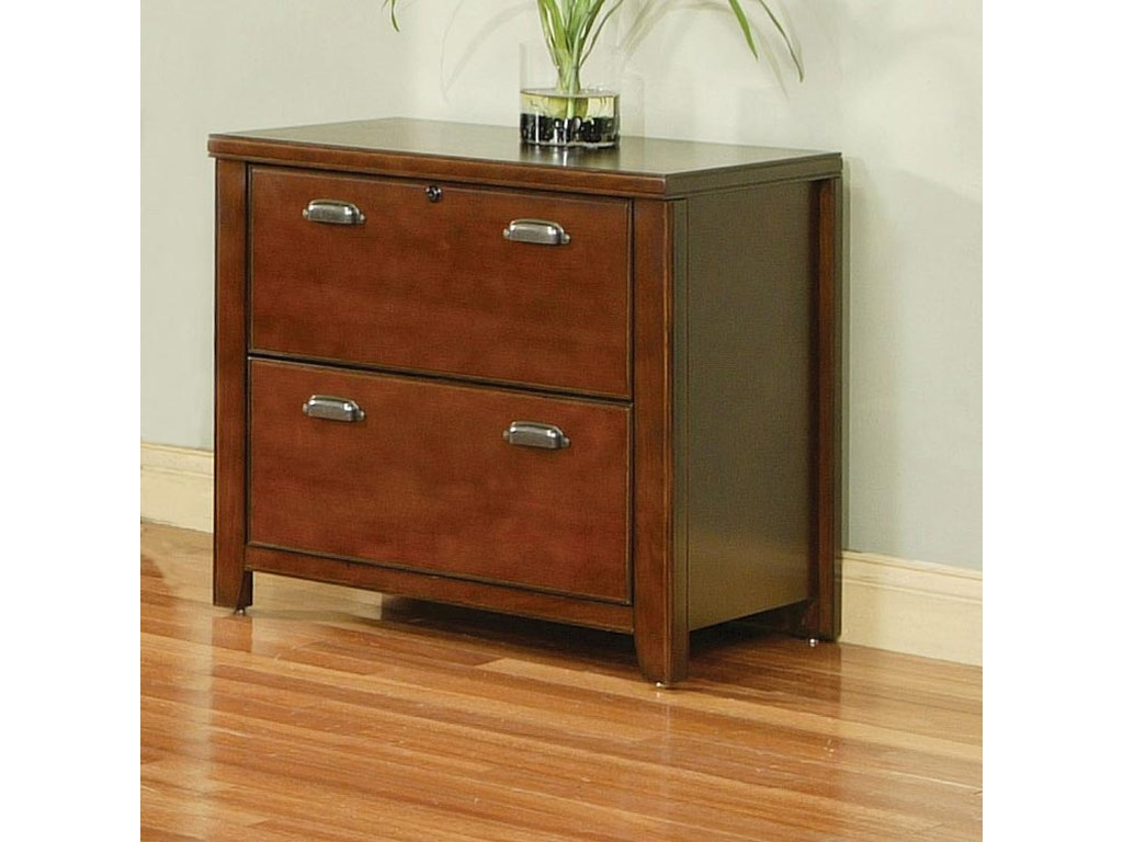 kathy ireland Home by Martin Tribeca Loft2-Drawer Lateral File