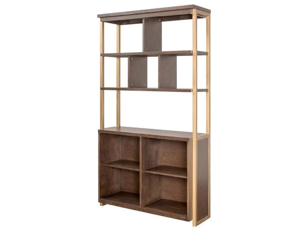 Martin Home Furnishings AxisDisplay Bookcase