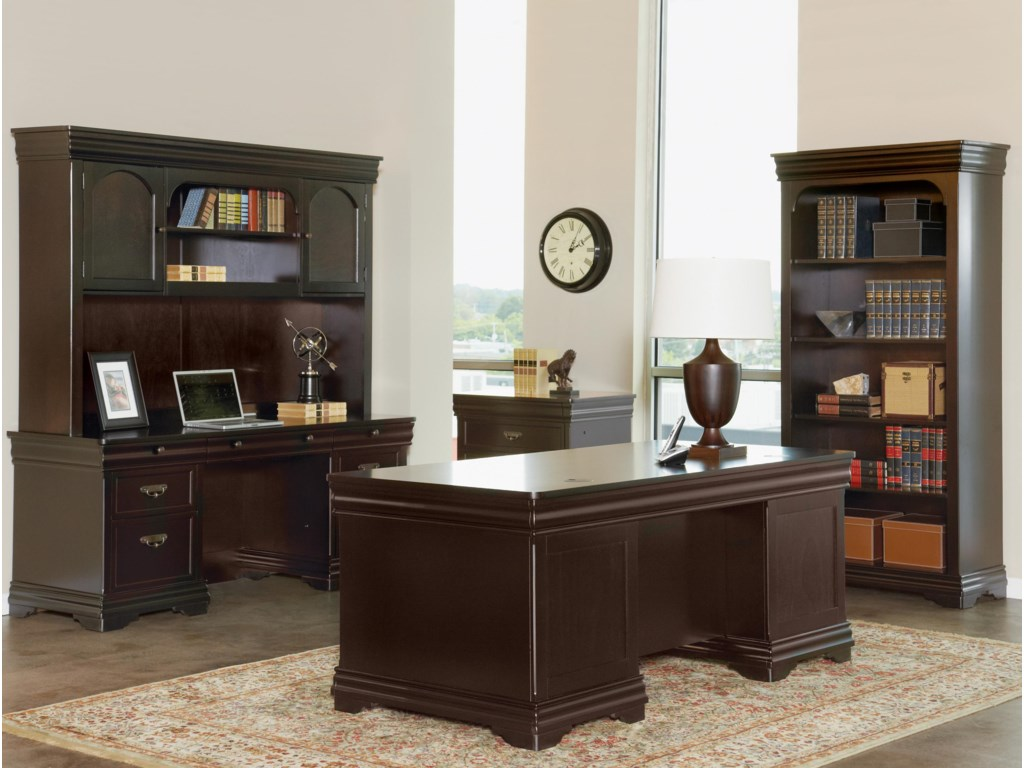 Martin Home Furnishings BeaumontOpen Bookcase