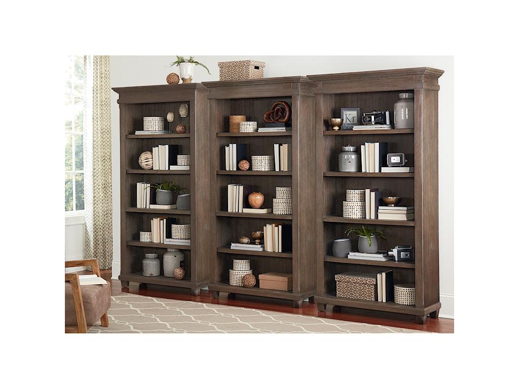 Martin Home Furnishings CarsonOpen Bookcase