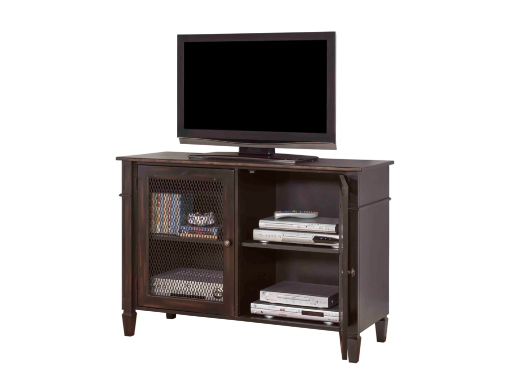 Martin Home Furnishings Eclectic Home Entertainment & StorageStorage Console