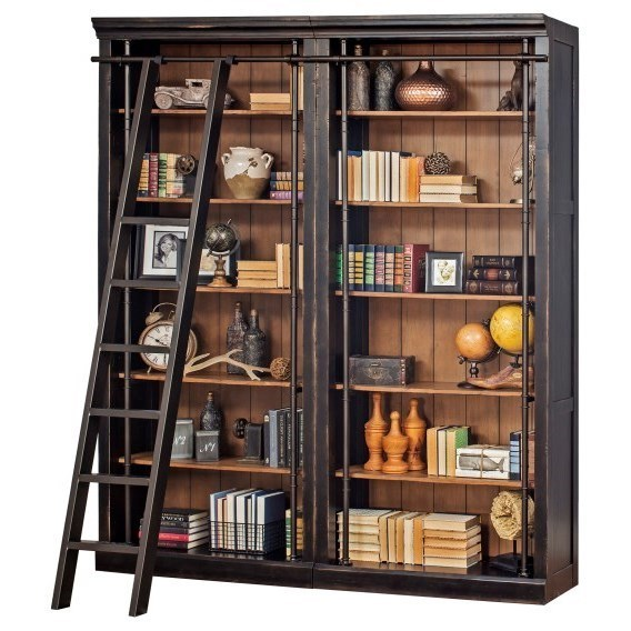 Toulouse Bookcase And Ladder